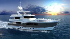 2019 All Ocean Yachts Tri Deck Explorer Yacht