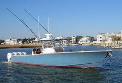 2021 Valhalla Boatworks Center Console