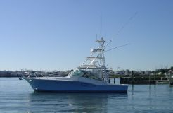 2019 Albemarle 41 Express Fisherman