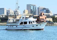 1991 Defever 44 Trawler