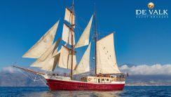1957 Brigantine Classic Sailing Yacht 22,66