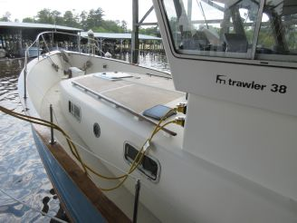 1978 Fisher 38