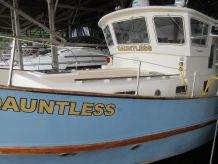 1978 Fisher Trawler 38