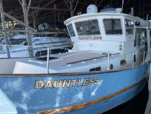 1978 Fisher Trawler 38