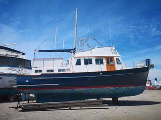 1973 Bristol 42 Trawler