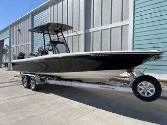 2020 Shearwater 270 Carolina Flare