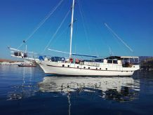 1984 Custom 22 m Ketch