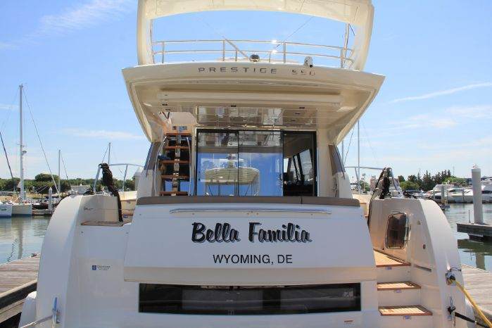 2014 Prestige Brokerage BoatsalesListing