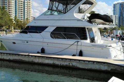 2000 Carver 450 Voyager Pilothouse