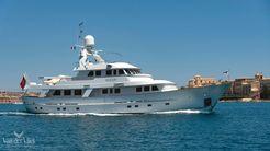 1992 Hakvoort Beeldsnijder 3135 Trawler