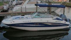 2008 Hurricane 2200 Hurricane