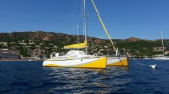1986 Outremer Outremer 40