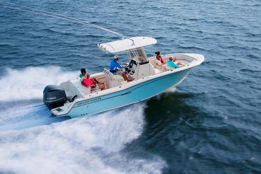 2021 Grady-White 236 Fisherman