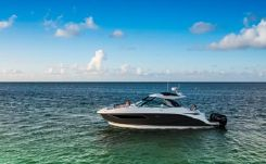 2021 Sea Ray 320 Sundancer Outboard