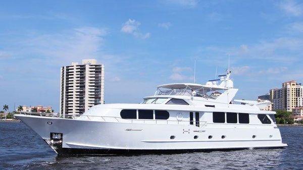 Broward Flybridge Motor Yacht