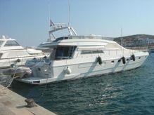 1991 Ferretti Yachts 58S
