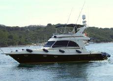 2001 Custom Sagemar SAGENE 140