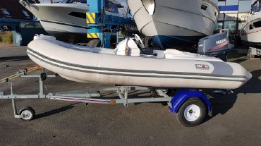 2001 Avon Seasport SE 360 DL