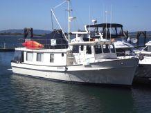2002 Pacific Trawler 40 Pilothouse