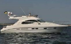 2009 Sealine Fly 42/5