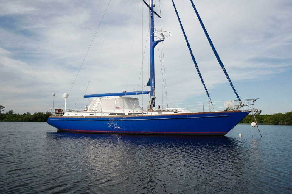 Gulfstar 60 Mark II Ketch
