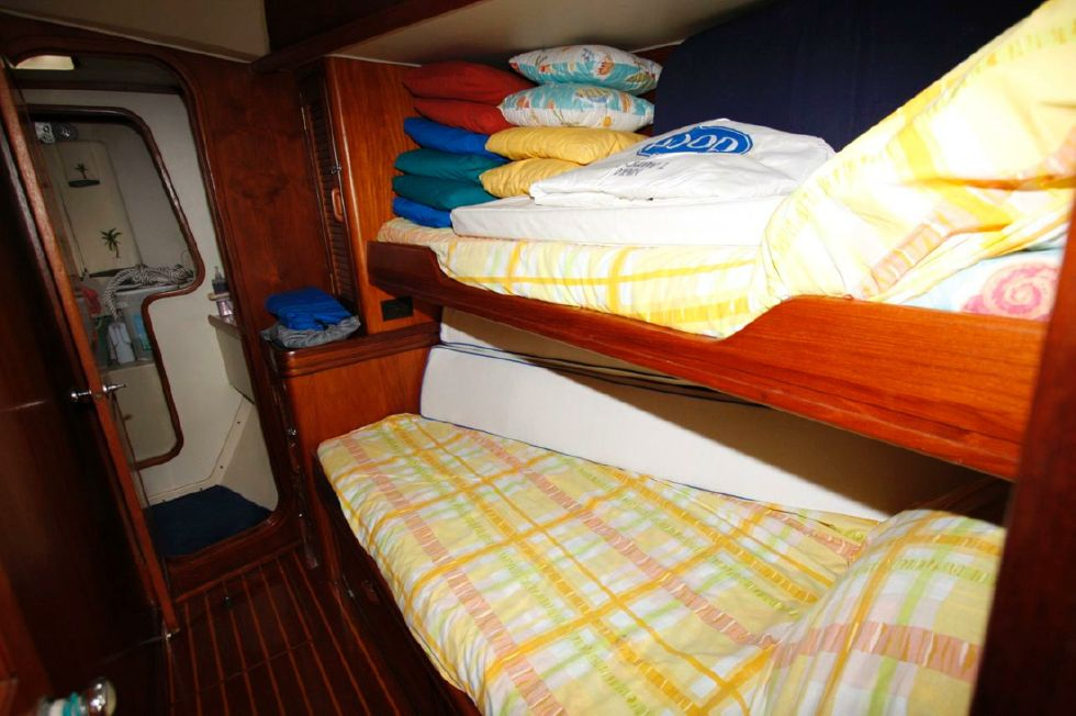 Forward Starboard Berth