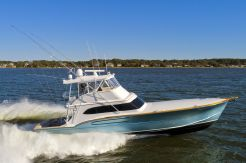 2005 Custom Carolina 62 Paul Mann Sportfisherman