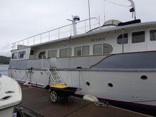 1946 Custom Hawkins Pilothouse Trawler
