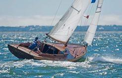 2022 Brooklin Boat Yard Alerion Class Sloop