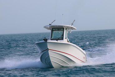 2021 Boston Whaler 250 Outrage
