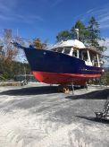 1992 Custom David Folkes Steel Trawler