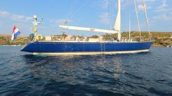 "1981 Royal Huisman 76"" Flyer II"