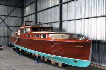 48' Chris-Craft 1930