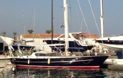 1988 Custom Hans Groop 58 Pilothouse
