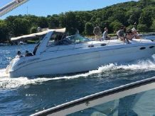 1999 Sea Ray 380 Sundancer