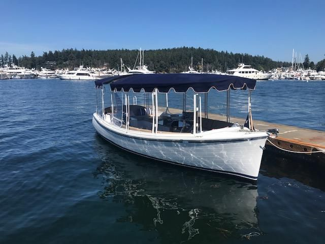 2019 Duffy 22 Bay Island