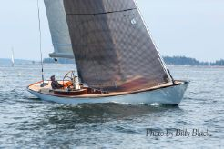 2022 Brooklin Boat Yard 47' Spirit of Tradition Sloop