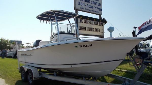 Sea Hunt 202 cc