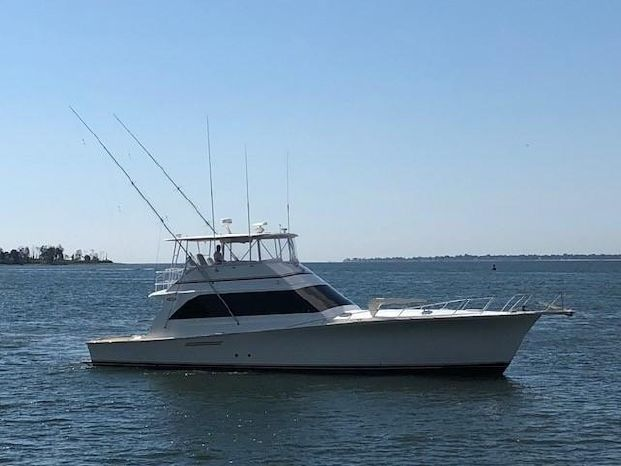 1989 Ocean Yachts