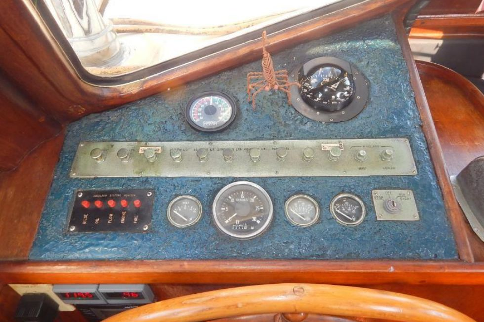 Pilothouse Gauges