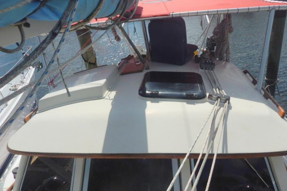 Pilothouse Roof Aft
