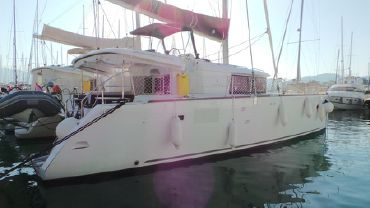 2019 Lagoon 450 F
