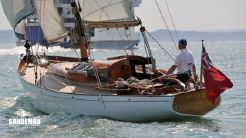 1939 Laurent Giles Bermudan Sloop