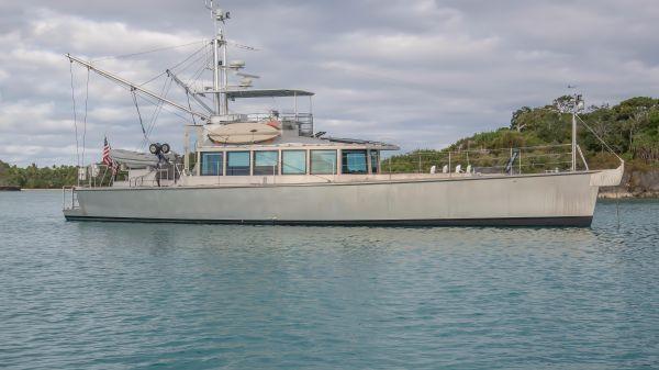 Circa Marine FPB Passagemaker