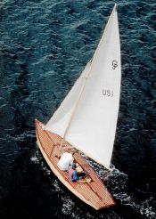 2001 Grimstadjolle GJ221-USA3