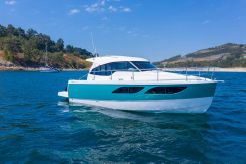 2021 Rodman Spirit 31 Outboard