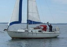 1969 Macwester Twin Keel Sloop