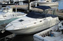 2002 Sea Ray 260 Sundancer