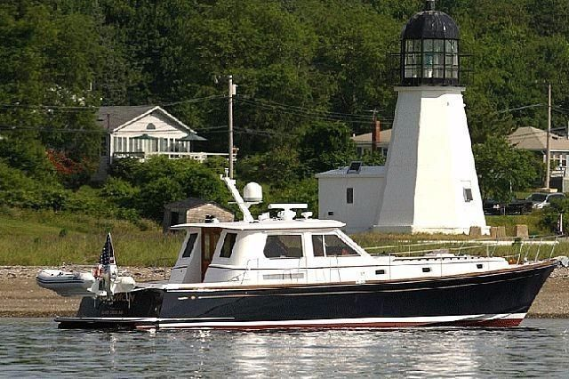 2003 Alden 46 Saloon Express 46 Boats for Sale - Bayport
