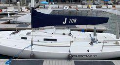 2002 J Boats 105